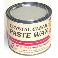 Paste Wax Clear