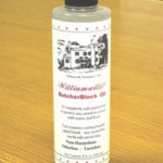 Williamsville Butcherblock Oil