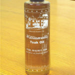 Williamsville Teak Oil