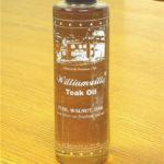 Williamsville Teak Oil