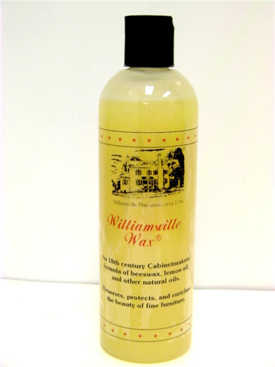 Williamsville Furniture Wax