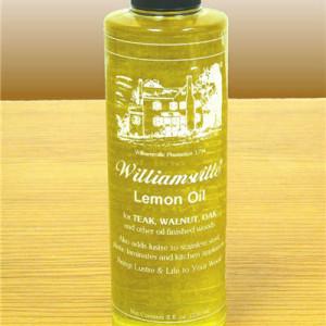 Williamsville Lemon Oil