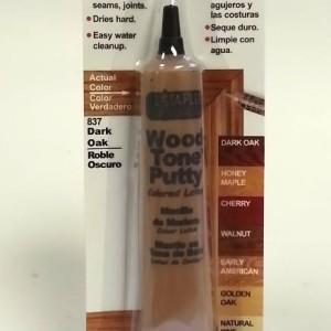 Wood Tone Putty - HF Staples